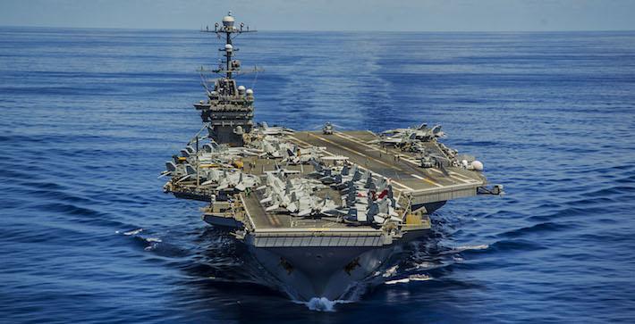 USS George Washington Photo / U.S. Navy